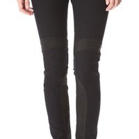Rag & Bone/JEAN Motocross Panel Leggings | SHOPBOP