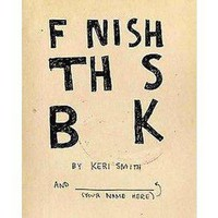 Finish This Book (Paperback)