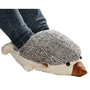 Beige Hedgehog Baby USB Heating Shoes Warmer