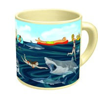 Shark! Mug - Whimsical & Unique Gift Ideas for the Coolest Gift Givers