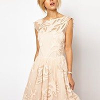 ASOS Gothic Prom Dress at asos.com