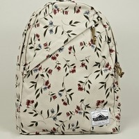 Men's Floral Print Vance City Backpack