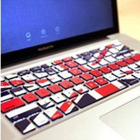 union jack Apple laptop keyboard stickers for MacBook/Pro/Air