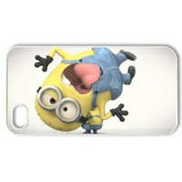 Amazon.com: Despicable me hard case cover skin for iphone 4 4s, Minions hard case cover skin for iphone 4 4s: Cell Phones &amp; Accessories