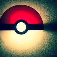 Pokemon Lamp – Wall mountable sconce
