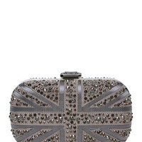 Urban Expressions Royalty Box Clutch on HauteLook