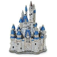 Jeweled Walt Disney World Cinderella Castle by Arribas Brothers | Disney Store