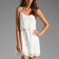Dolce Vita Jeralyn Dress in White from REVOLVEclothing.com