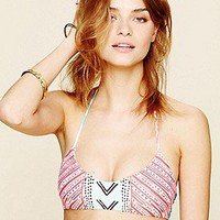 Mara Hoffman  Basket Weave Top at Free People Clothing Boutique