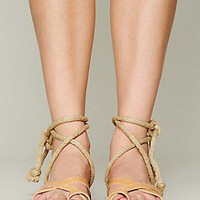 Isapera  Adelaide Wrap Sandal at Free People Clothing Boutique