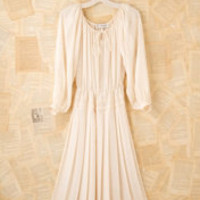 Vintage 1970s Dance Dress at Free People Clothing Boutique