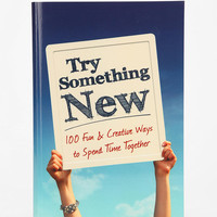 Try Something New By Kim Chapman