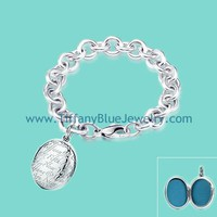 Find The Last Cheap Tiffany & Co Notes Oval Tag Bracelet In Tiffanybluejewelry.com