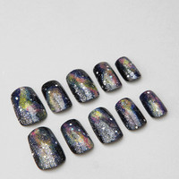 Celestial Acrylic Nail Set