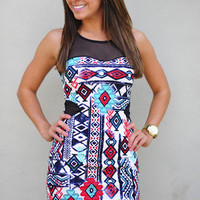 Cutest Cave Woman Dress: Multi | Hope&#x27;s