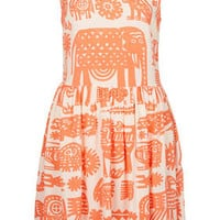Giraffe Ladder Back Dress