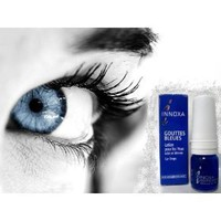 Innoxa French Blue Eye Drops Gouttes Bleues 10ml