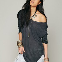 Free People We The Free Rain Drop Tee