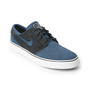 Nike SB SB Zoom Stefan Janoski Black &amp; Deep Ocean Shoe
