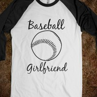 BASEBALL GIRLFRIEND - S is for Sydney - Skreened T-shirts, Organic Shirts, Hoodies, Kids Tees, Baby One-Pieces and Tote Bags
