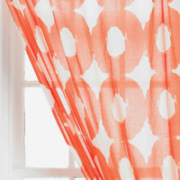 Char-Bea By Ashley G Circle Cutout Curtain