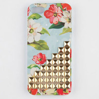 Floral Stud iPhone 5 Case