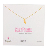 Dogeared Jewels State Of Mind California Necklace 18