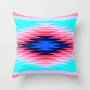SURF LOVIN Throw Pillow by Nika -http://kessinhouse.com/collections/nika-martinez-surf-lovin-ii/products/nika-martinez-surf-lovin-ii-throw-p