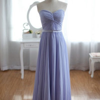 Cute Floor-Length Prom Dress/Graduation Dress from prom 2013