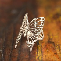 Free People Vintage Butterfly Ring