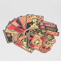 Obey Sticker Pack - Assorted