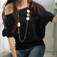 Best Selling Waist Button Top
