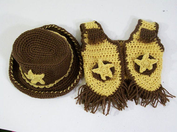 Baby Boy Gift Set-Cowboy Hat and Cowboy from ...