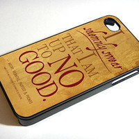 i solemnly swear that i am harry potter - iPhone 4 / iPhone 4S / iPhone 5 Case Cover 451K