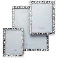 Ritz Crystal Frames - Clear | 10-20 | Gifts | Z Gallerie