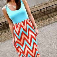 Coral Reef Maxi | The Rage