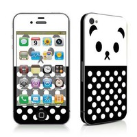 Free shipping vinyl decal stickers for iPhone 4 / iPhone 4S cover #0608