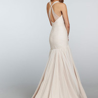 Bridal Gowns, Wedding Dresses by Jim Hjelm Blush - Style 1300