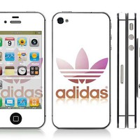 Free shipping vinyl decal stickers for iPhone 4 / iPhone 4S cover #0611