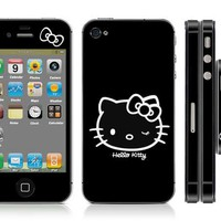 Free shipping vinyl decal stickers for iPhone 4 / iPhone 4S cover #0568