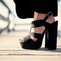 block heel sandals | SHOP fashion distraction