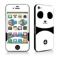 Free shipping vinyl decal stickers for iPhone 4 / iPhone 4S cover #0571