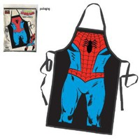 Amazon.com: Amazing Spider-man Hero Character Costume Apron: Toys & Games