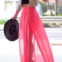 Long skirts? Yes please!