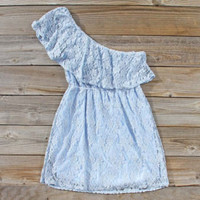 Tidewater Lace Dress, Sweet Women&#x27;s Bohemian Dresses