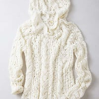 Anthropologie - Creeping Lace Hoodie