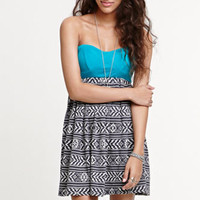 Billabong Mix It Up Dress at PacSun.com