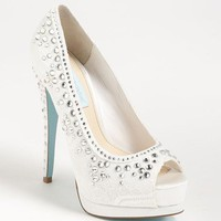 Blue by Betsey Johnson 'Vow' Pump | Nordstrom