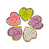 Insultation Heart Two Pack