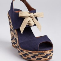 Tory Burch Espadrilles - Linley High Wedge - All Shoes - Shoes - Shoes - Bloomingdale's
